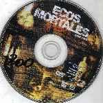 miniatura Ecos Mortales Region 4 Por Morisson cover cd