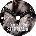 miniatura Educazione Siberiana Custom Por Azzaragalana cover cd