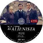 miniatura El Alienista Temporada 01 Disco 01 Custom Por Darioarg cover cd