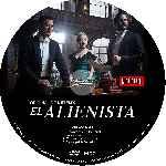 miniatura El Alienista Temporada 01 Disco 02 Custom Por Darioarg cover cd