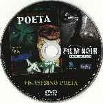 miniatura El Asesino Poeta Coleccion Film Noir Por Condozco Jones cover cd