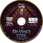 miniatura El Codigo Da Vinci Version Extendida Dvd 01 Por Jenova cover cd