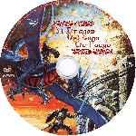 miniatura El Dragon Del Lago De Fuego Custom Por Solonely cover cd