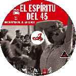 miniatura El Espiritu Del 45 Custom Por Corsariogris cover cd
