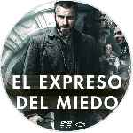 miniatura El Expreso Del Miedo Custom V2 Por Mrandrewpalace cover cd