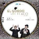 miniatura El Gordo Y El Flaco Custom Por Jsesma cover cd