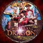 miniatura El Misterio Del Dragon Custom V3 Por Ferozbbb cover cd