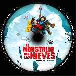 miniatura El Monstruo De Las Nieves Custom Por Moviebright cover cd
