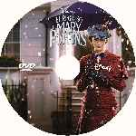 miniatura El Regreso De Mary Poppins Custom Por Franvilla cover cd