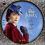 miniatura El Regreso De Mary Poppins Custom V2 Por Jsesma cover cd