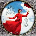 miniatura El Regreso De Mary Poppins Custom V3 Por Jsesma cover cd