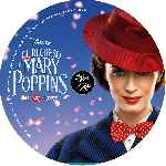 miniatura El Regreso De Mary Poppins Custom V5 Por Putho cover cd