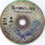 miniatura El Senor De Los Anillos El Retorno Del Rey Disco 01 Version Extendida Por Malevaje cover cd