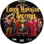 miniatura Entre Navajas Y Secretos Custom V3 Por Mrandrewpalace cover cd