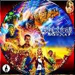 miniatura Escalofrios 2 Una Noche Embrujada Custom Por Goblin777 cover cd