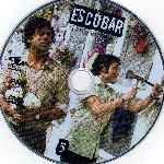 miniatura Escobar El Patron Del Mal Disco 05 Por Wallace2007 cover cd