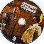 miniatura Escobar El Patron Del Mal Disco 06 Por Wallace2007 cover cd