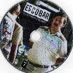 miniatura Escobar El Patron Del Mal Disco 07 Por Wallace2007 cover cd