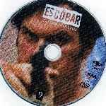 miniatura Escobar El Patron Del Mal Disco 09 Por Wallace2007 cover cd