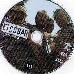 miniatura Escobar El Patron Del Mal Disco 10 Por Wallace2007 cover cd