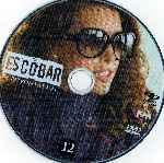 miniatura Escobar El Patron Del Mal Disco 12 Por Wallace2007 cover cd