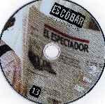 miniatura Escobar El Patron Del Mal Disco 13 Por Wallace2007 cover cd