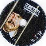 miniatura Escobar El Patron Del Mal Disco 14 Por Wallace2007 cover cd