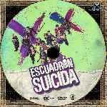 miniatura Escuadron Suicida 2016 Custom V9 Por Lionel 0119 cover cd