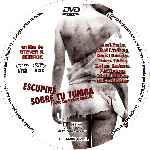 miniatura Escupire Sobre Tu Tumba Custom V2 Por Francalancia cover cd