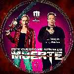 miniatura Este Cuerpo Me Sienta De Muerte Custom Por Ferozbbb cover cd