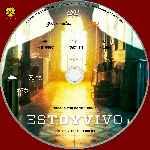 miniatura Estoy Vivo 2017 Temporada 03 Custom Por Chechelin cover cd