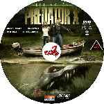 miniatura Extincion Predator X Custom V3 Por Corsariogris cover cd
