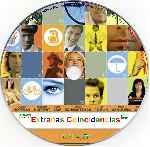 miniatura Extranas Coincidencias Custom Por Rege cover cd