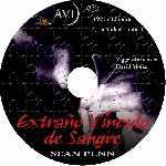 miniatura Extrano Vinculo De Sangre Custom Por J1j3 cover cd