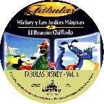 miniatura Fabulas De Disney Volumen 06 Custom Por Putho cover cd