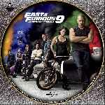 miniatura Fast & Furious 9 Custom V2 Por Jsesma cover cd