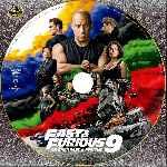 miniatura Fast & Furious 9 Custom V3 Por Camarlengo666 cover cd