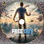 miniatura Free Guy Custom Por Camarlengo666 cover cd