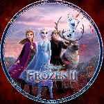 miniatura Frozen Ii Custom V4 Por Ferozbbb cover cd