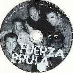 miniatura Fuerza Bruta Brute Force Cinema Bis Collection Por Condozco Jones cover cd