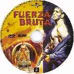 miniatura Fuerza Bruta Custom Por Solonely cover cd