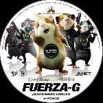 miniatura Fuerza G Custom V3 Por Mejo628 cover cd