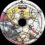 miniatura Fullmetal Alchemist 2003 Disco 01 Custom V2 Por Valfadir cover cd