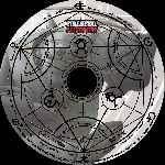 miniatura Fullmetal Alchemist 2003 Disco 02 Custom V2 Por Valfadir cover cd