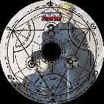 miniatura Fullmetal Alchemist 2003 Disco 03 Custom V2 Por Valfadir cover cd