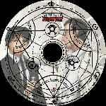 miniatura Fullmetal Alchemist 2003 Disco 05 Custom V2 Por Valfadir cover cd