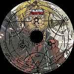 miniatura Fullmetal Alchemist 2003 Disco 06 Custom V2 Por Valfadir cover cd