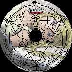 miniatura Fullmetal Alchemist 2003 Disco 07 Custom V2 Por Valfadir cover cd