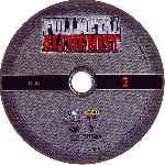 miniatura Fullmetal Alchemist 2003 Disco 07 Por Jenova cover cd