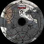 miniatura Fullmetal Alchemist 2003 Disco 08 Custom V2 Por Valfadir cover cd